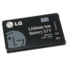 LG Shine CU720 CF360 AT&T KS500 KF757 900mAh Battery-LGIP-430G