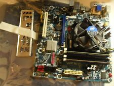 Intel DH55TC Motherboard with I5-660 3.3Ghz CPU & Samsung 4GB DDR3 & I/O Shield