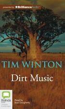 Dirt Music by Tim Winton (2012, CD, Unabridged)