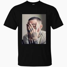 Vintage Mac Miller on Love Romantic Black Men S-234XL Cotton T-shirt AAA199