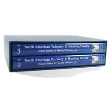 North American Falconry & Hunting Hawks, 9th Edition, Vol 1 & 2