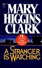 A Stranger Is Watching by Mary Higgins Clark-Free Shipping-Like New-Paperback