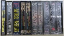 STEPHEN KING Dark Tower Series SIGNED LIMITED EDITION SET OF 7