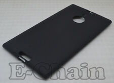 Black Matting TPU Silicone CASE Cover For Nokia Lumia 1520