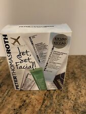 New Peter Thomas Roth Clinical Skin Care Jet, Set, Facial 4-Piece Kit (14-30 Ml)