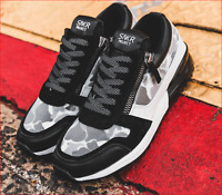 🔥100% Auth SNKR Project Rodeo 1.5 Sneaker in a  Black/White/Camo Colorway!🔥