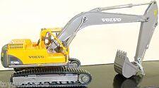 Excavator Volvo EC240B LC Raupenbagger Metall beweglich 1:87 H0 NEU OVP  #42  µ
