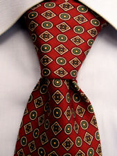 Men's Brooks Brothers Makers Red Silk Tie A26261
