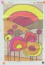 Shillcraft Exacta-Graph Paper Pattern -#498 Sunny Skies 27x40 w/recipe