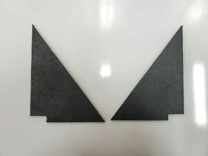 Bmw E21 mirror delete plates 320