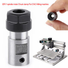 ER11 Rod Carving Machine Spindle Motor Chuck Collet Clamp For CNC Milling Tool
