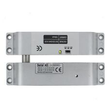 NC Electric Mortise DC 12V Fail Safe Electric Drop Bolt Lock for Access Control