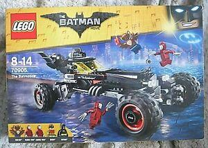 LEGO 70905 BATMAN THE BATMOBILE - NEW SEALED RETIRED SET
