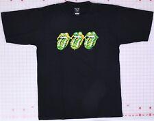 f066c1eef Rolling Stones Licks Downunder Australia 2003 2XL Black T-Shirt