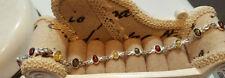 Chain Amber Fine Bracelets