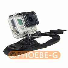 360° Hand Wrist rotatable Mount Strap for GoPro HERO 3+ 3 2 1 Camera