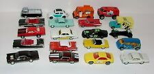 % VINTAGE HOTWHEELS AND MORE DIECAST VEHICLE COLLECTION LOT R-11