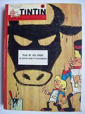album Tintin belge 58 1962 recueil TBE Graton Macherot Greg Funcken Tibet etc