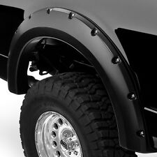 2004-08 Ford F-150 Bolt On Pockets Off Road Style  Fender Flares Textured 4pcs