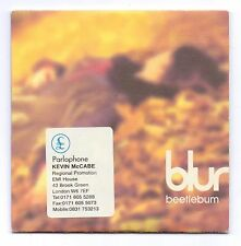 Blur - Beetlebum (Promo CD)