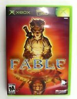 Fable: The Lost Chapters (Microsoft Original Xbox, 2005) Complete Tested