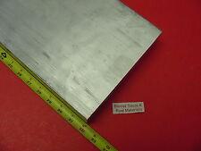 "2"" X 8"" ALUMINUM 6061 FLAT BAR 32"" long Solid T6511 2.00"" Plate Mill Stock New"