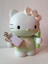 Hello Kitty Medicom Medicomtoy Dr Romanelli VCD Collectible Vinyl Green Sanrio