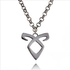 Fashion necklace THE MORTAL INSTRUMENTS City of Bones Angelic Power Rune pendant