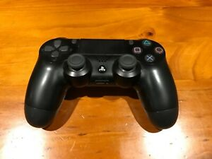 Sony Wireless Dual Shock 4 - PS4 Controller - Model No. CUH-ZCT2E - UNTESTED