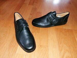 Bally Schuhe Gr.10/44 Leder