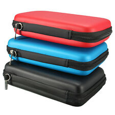 EVA Skin Carry Travel Hard Case Bag Pouch Cover for 3DS LL-XL