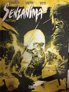 Dragonero - Senzanima vol. 6: Vittime - variant Manicomix con stampa limitata