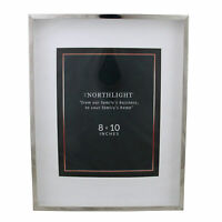 """Northlight Silver Picture Frame- 8"""" x 10"""""""