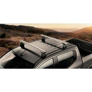 New Genuine Fiat Fullback roof cross bars
