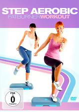 DVD Step Aerobic Fatburner Workout