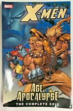 *X-Men: Complete Age of Apocalypse TP 1-3 Set