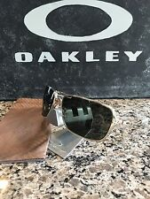 OAKLEY INMATE POLISHED GOLD/GREY RARE! SUNGLASSES GOOD COND!