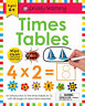 Wipe Clean Workbook Times Tables Roger Priddy (Paperback) FREE shipping $35