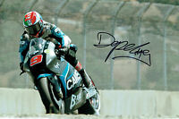 Danilo PETRUCCI 2015 SIGNED MOTOGP 12x8 Photo AFTAL COA Autograph