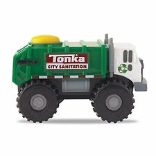 """Tonka Climb Over Vehicle Garbage Truck Toy Game Kids Play Gift 4"""" X 4"""" Vehicl"""