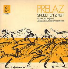 """PRELAZ O.L.V. ROB BRANDON - Muziek en Liedjes uit Joegoslavie (VINYL EP 7"""")"""