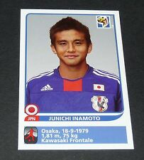 382 INAMOTO JAPON NIPPON EXTRA-STICKER PANINI FOOTBALL FIFA WORLD CUP 2010