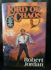 Lord of Chaos, Robert Jordan, TOR November 1994 First Trade Edition Hardback