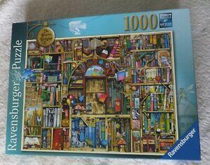 The Bizarre Bookshop 2 - Ravensburger Puzzle - Jigsaw