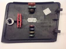 CITROEN C8 PEUGEOT 807 FIAT ULYSSE DASHBOARD FUSE COVER PANEL, FUSES & PICK TOOL