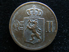 New listing Norway 2 Ore, 1884