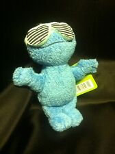 """Cookie Monster Sesame Street Plush Clip 5"""" Gotta Getta Gund"""