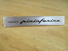 Ferrari 308,328 Pininfarina Side Badge / Motif / Emblem