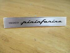 Ferrari 308,328 Pininfarina Side Badge / Motif / Emblem