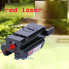 Hunting Red Laser sight 4 PISTOL Glock 17 19 20 21 22 23 30 31 32 for20mm rail